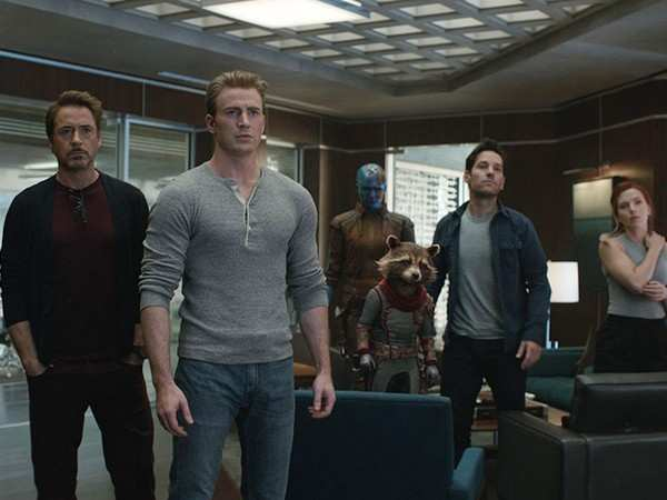 Avengers: Endgame earns Rs. 750 crores on day one in China