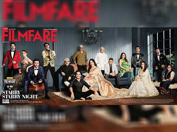 Alia Bhatt, Ranbir Kapoor, Ranveer Singh and Ayushmann Khurrana grace the cover of Filmfare