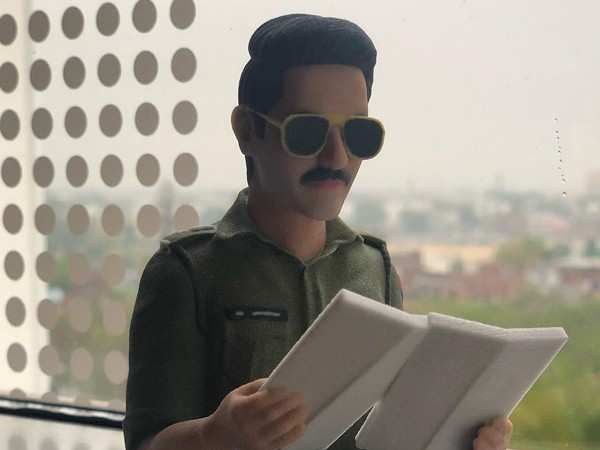 Ayushmann Khurrana wraps up Article 15