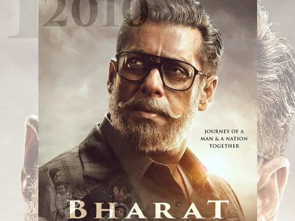 Just in! Salman Khan's new look from Bharat