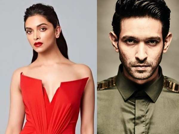 Video: Deepika Padukone and Vikrant Massey from the sets of Chhapaak