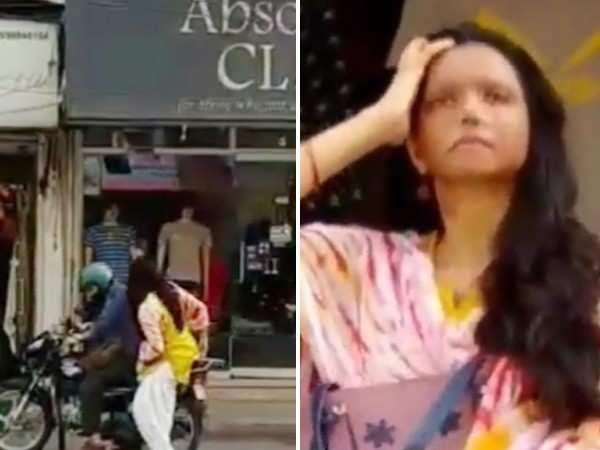 Viral Video: Deepika Padukone captured whole shooting for Chhapaak