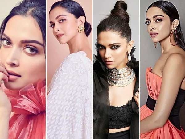 7 hairstyles for long hair from Deepika Padukone's summer style file