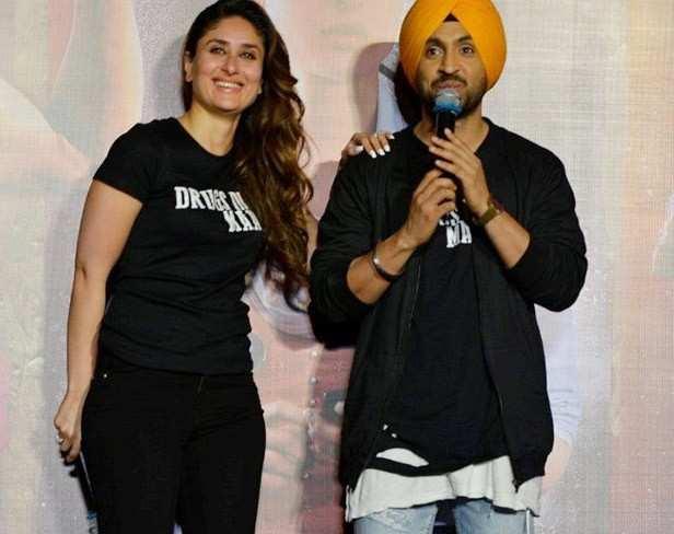Diljit and Kareena