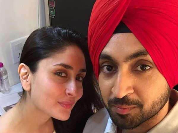 Diljit Dosanjh admits having a crush on Kareena Kapoor Khan