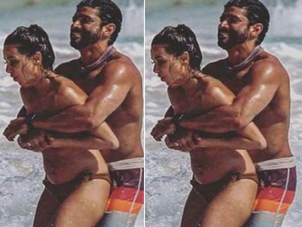 Farhan Akhtar and Shibani Dandekar's Mexico vacay pictures are too hot to handle