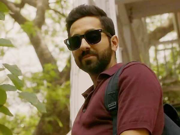 Here's Ayushmann Khurrana's message for AndhaDhun Fans In China