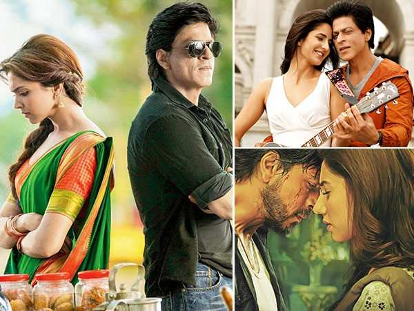 Highest Grossing Movies of Shah Rukh Khan