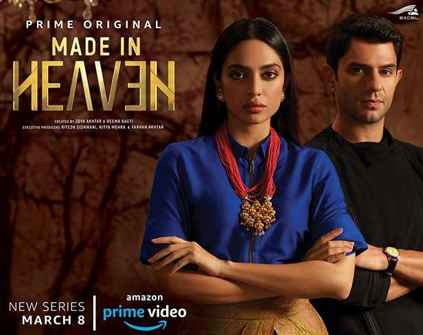 Indian Web Series Made in Heaven