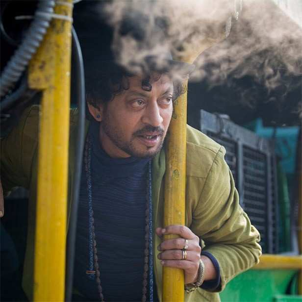 Irrfan Khan, Radhika Madan, Hindi Medium2