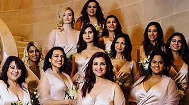 Isha Ambani hosts an ice cream fest for Priyanka Chopra and her girl squad