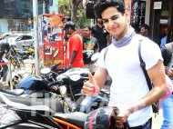 In Photos: Ishaan Khatter's lazy Sunday brunch