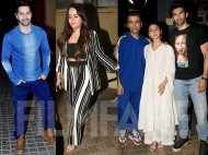 Photos: Bollywood celebs come together to watch Dharma Productions' period drama Kalank