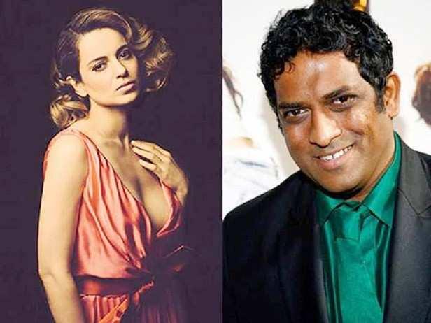 Kangana Ranaut no longer a part of Anurag Basu's Imali