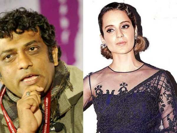 Kangana Ranaut no longer a part of Anurag Basu's Imali