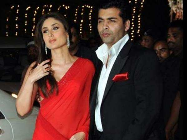 """""""Bebo wakes up and calls her PR team for the day's gossip"""" - Karan Johar"""