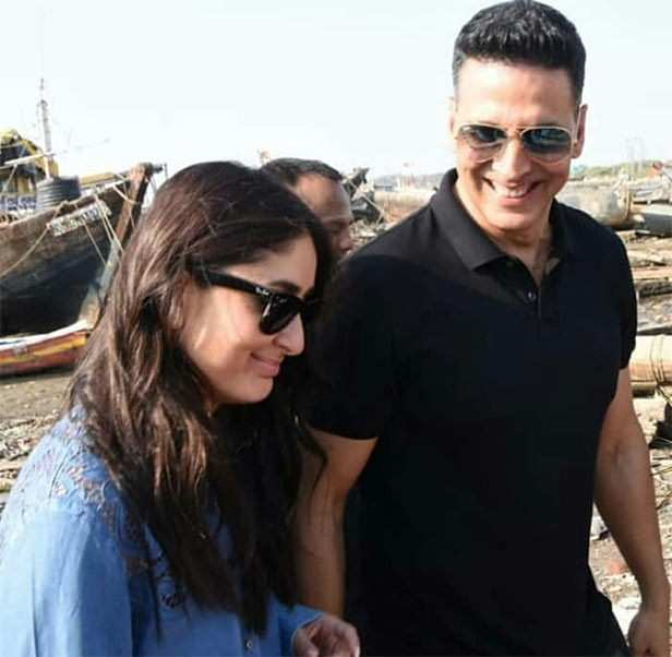 Kareena Kapoor Khan, Akshay Kumar, Good News
