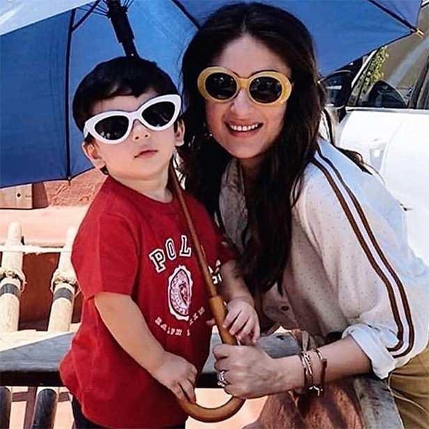 Kareena Kapoor Khan, Taimur Ali Khan, Good News