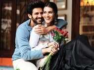 Kartik Aaryan rubbishes rumours of having a cold war with Kriti Sanon