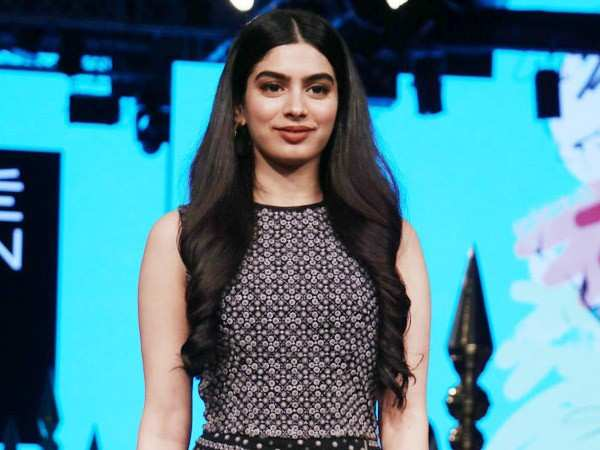 Khushi Kapoor confirms her Bollywood debut