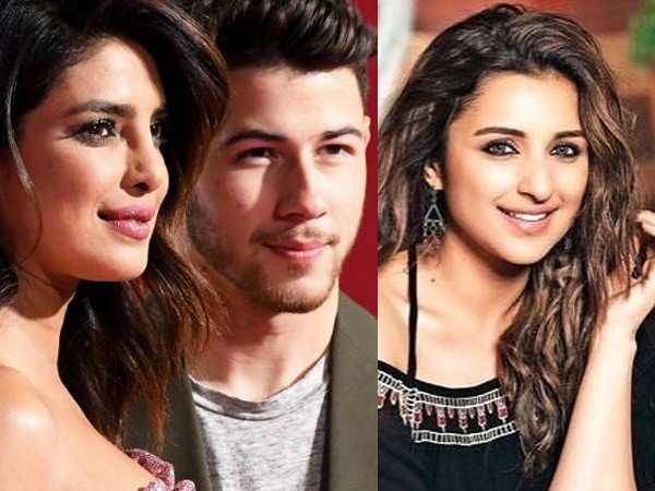 Parineeti Chopra, Priyanka Chopra, Nick Jonas