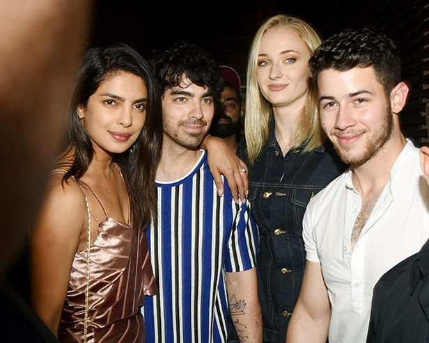 Priyanka Chopra and Nick Jonas announce Jonas Brothers' next song Cool