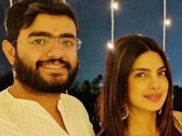 Priyanka Chopra all excited for brother Siddharth Chopra's wedding