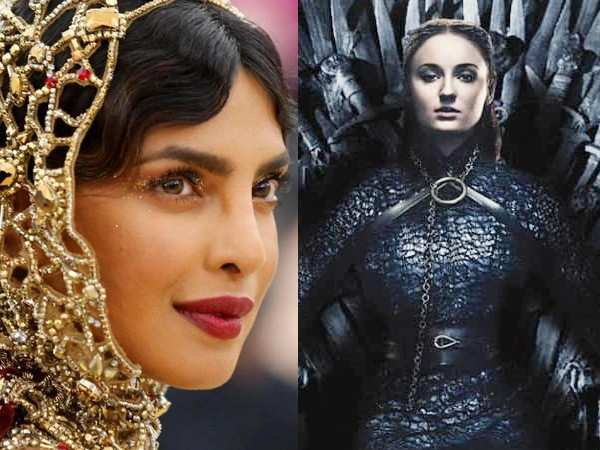 Priyanka Chopra supports Game of Thrones star Sophie Turner; calls her a boss babe