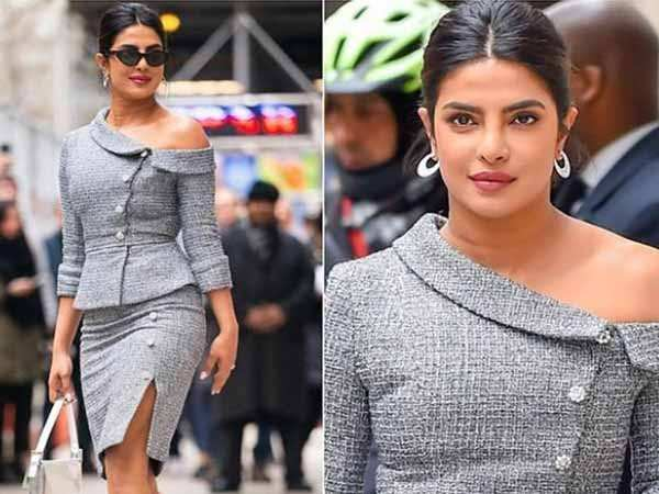 Latest pictures of Priyanka Chopra to make your Friday better