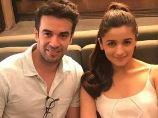 Punit Malhotra reveals details about Alia Bhatt's Hook Up Song
