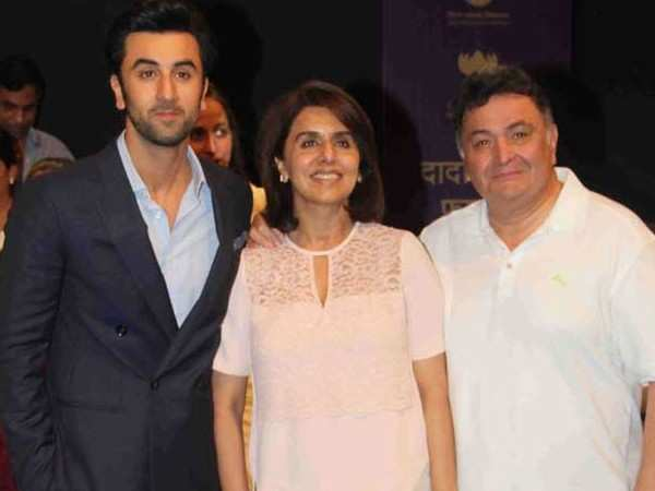Ranbir Kapoor to move back with parents Rishi and Neetu Kapoor