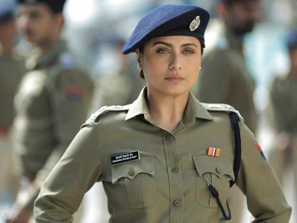 Rani Mukerji is back as a powerful cop in Mardaani 2