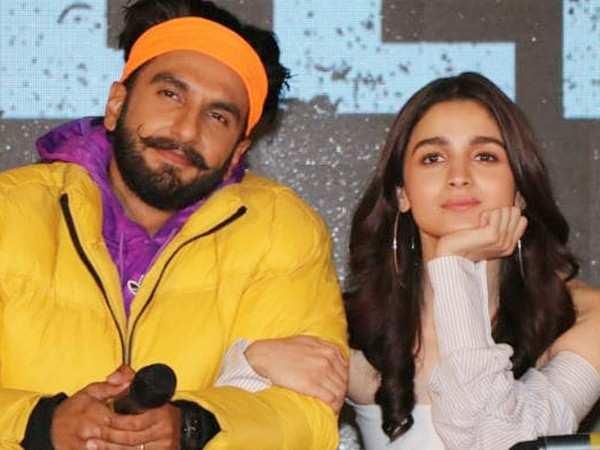 Alia Bhatt and Ranveer Singh sign their third film together?