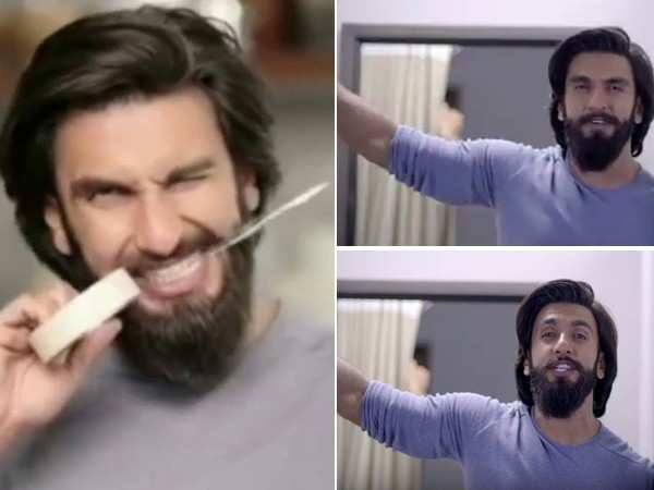 Ranveer Singh to no more endorse condoms