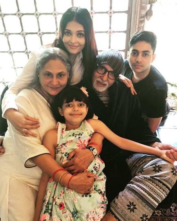 Rare pictures of birthday star Jaya Bachchan