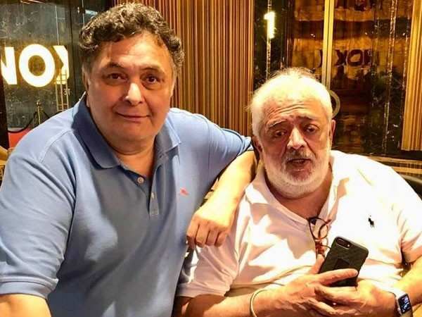 Rishi Kapoor is cancer-free, announces filmmaker Rahul Rawail