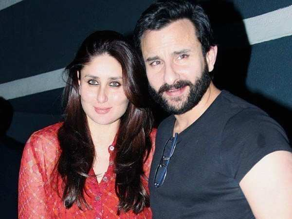 """When I thought I was falling, Saif caught me."" – Kareena Kapoor Khan"
