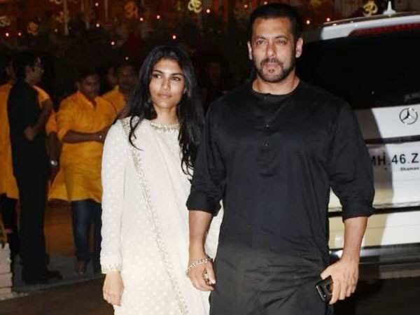 Salman Khan to launch his niece Alizeh in a romantic drama?