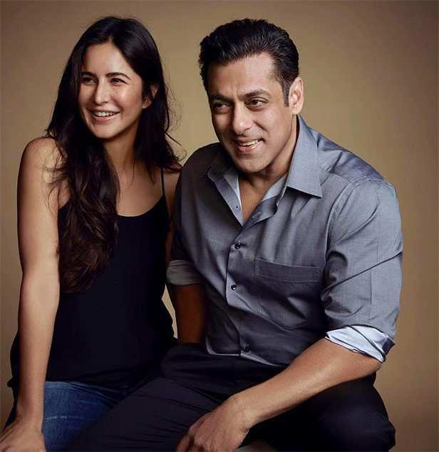 Salman and Disha