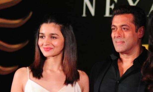 Alia Bhatt tells the reason behind her & Salman Khan's pairing in Inshallah