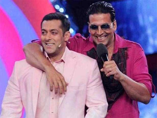 Salman Khan calls Akshay Kumar to avoid a clash with Sooryavanshi in