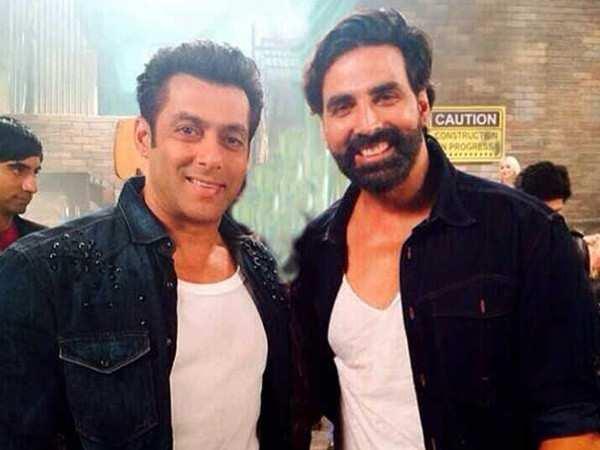 Salman Khan calls Akshay Kumar to avoid a clash with Sooryavanshi in 2020