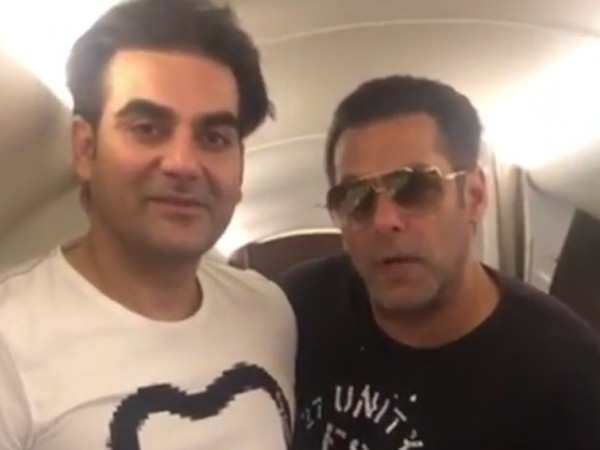 Salman Khan begins shooting for Dabangg 3 in Indore today