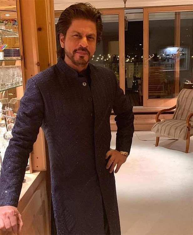 Shah Rukh Khan in Beijing
