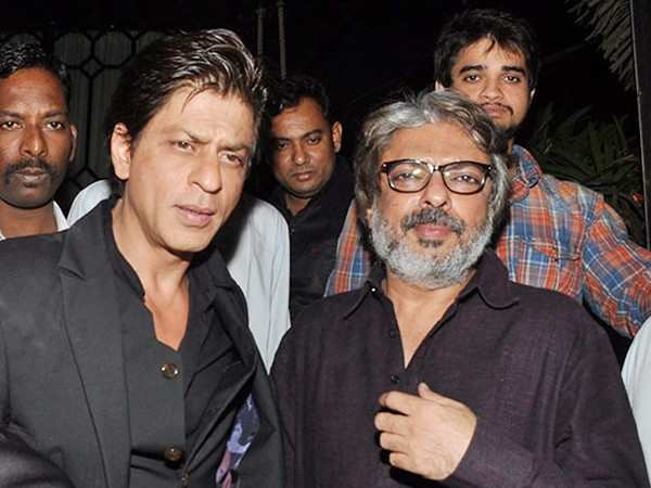 Shah Rukh Khan and Sanjay Leela Bhansali to produce a film together