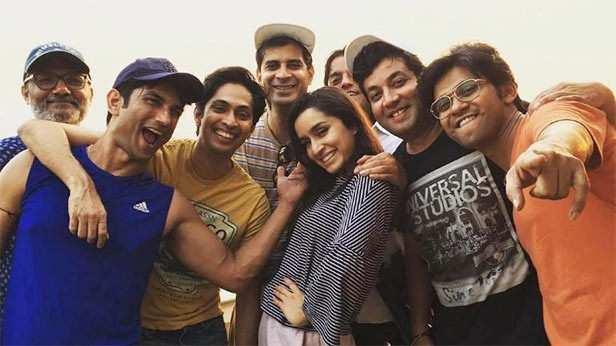 Shraddha Kapoor, Sushant Singh Rajput, Chhichhore