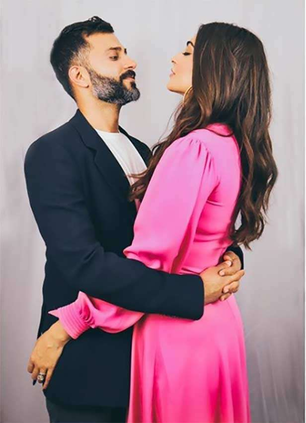 Sonam Kapoor has the sweetest thing to say about husband Anand Ahuja
