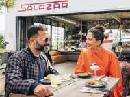 Sonam Kapoor says the sweetest thing about husband Anand Ahuja