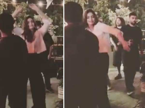 Sonam Kapoor will take away your midweek blues with this video