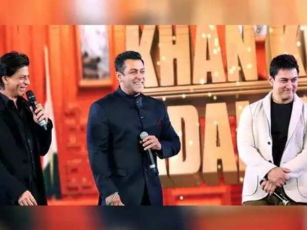 All about Shah Rukh Khan, Salman Khan and Aamir Khan's secret meeting